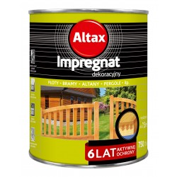 ALTAX/Altaxin impregnat dąb...