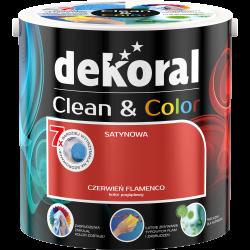 PPG/DEKORAL Clean&Color...