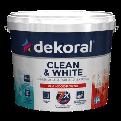 PPG/DEKORAL Clean&White...