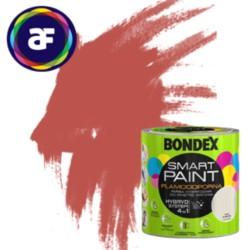 PPG/Bondex Smart Paint czerwony w sam raz 2,5L