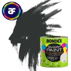 PPG/Bondex Smart Paint czarno czarny 2,5L