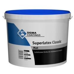 PPG/Sigma Sigmatex Superlatex Classic White 10l
