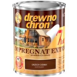 PPG/Drewnochron impregnat Extra orzech ciemny 0,75L powłokotwórczy