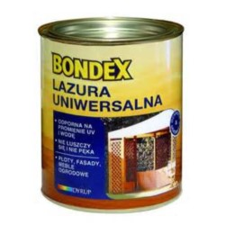 PPG/Bondex lazura modrzew palony 0,75 L