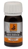 DRAGON/SREBROL  lakier dekoracyjny srebrny 80ml