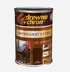 PPG/Drewnochron impregnat Extra zielony 4,5L powłokotwórczy