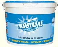 AKZO/Nobimal Pokój emulsja biała 3L