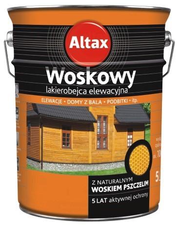 ALTAX/Altaxin woskowy lakierobejca elewacyjna sosna 2,5L