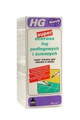 HG/HG Super ochrona fug podłog i ściennych 250ml