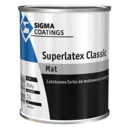 PPG/Sigma Sigmatex Superlatex Classic White 1 L