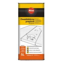 ALTAX/.Altax preparat owadobójczy do drewna 5L