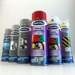 SNIEZKA/Multi spray samochodowy bezbarwny 600 ml