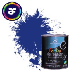 ANSER/Royal Decorative Farba do tablic granat  0,75L