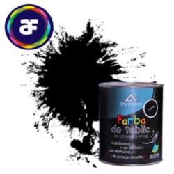 ANSER/Royal Decorative Farba do tablic czarna  0,75L