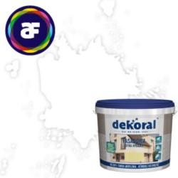 PPG/DEKORAL Polinit ciepła biel  1 L .