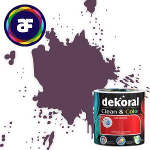 PPG/DEKORAL Clean&Color bezgwiezdna noc 2,5 L