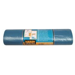 KAEM/Worki LDPE z taśmą 0.03mm 120l niebieskie  op.25szt