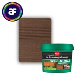 ALTAX/Impregnat do drewna ogrodowego brąz 5L