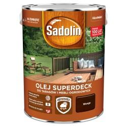 AKZO/Sadolin Superdeck olej...