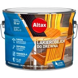 ALTAX/Lakierobejca kasztan...
