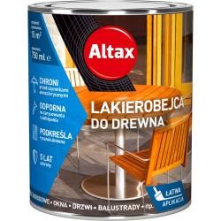 ALTAX/Lakierobejca mahoń 0,75L