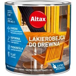 ALTAX/Lakierobejca orzech...