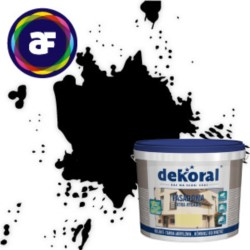 PPG/DEKORAL Polinit czarny 5L
