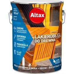 ALTAX/Lakierobejca orzech 5L