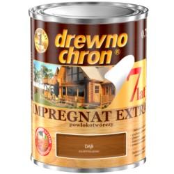 PPG/Drewnochron impregnat Extra dąb 0,75L powłokotwórczy