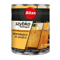 ALTAX/Lakierobejca Szybkoschnąca Tik 750ml  do wnętrz