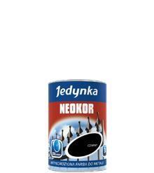 DEBICA/Neokor Jedynka czerwony tlenkowy  średni 1 L
