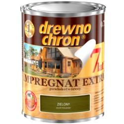 PPG/Drewnochron impregnat Extra zielony 2,5L powłokotwórczy