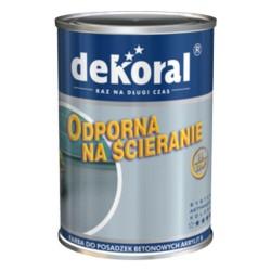 PPG/DEKORAL Akrylit B brązowo-mahoniowy 0,75L   do posadzek