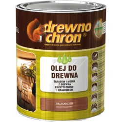 PPG/Drewnochron OLEJ do drewna Bezbarwny 0,75 L