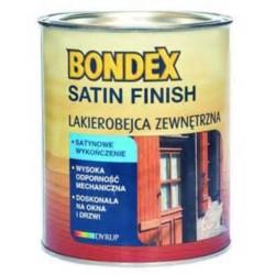 PPG/Bondex Satin Finish lakierobejca zewnętrzna dąb 0,75 L