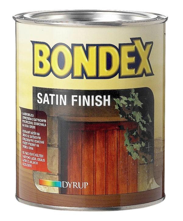 PPG/Bondex Satin Finish lakierobejca zewnętrzna sekwoja 2,5 L