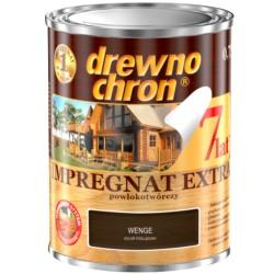 PPG/Drewnochron impregnat Extra wenge 4,5L powłokotwórczy
