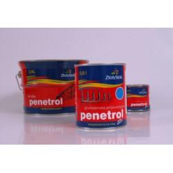 ZLOTY STOK/Penetrol czarny młotkowy 0,8L gruntoemalia antykorozyjna