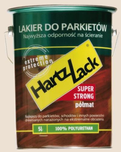 VENGA/Lakier HartzLack Super Strong HS 3L półmat