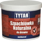 TYTAN/Szpachlówka naturalna świerk 200g