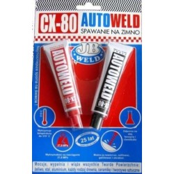 CX/CX-80 auto weld spawanie  na zimno 27gx2