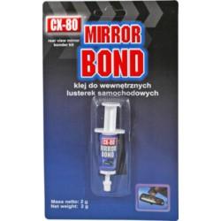 CX/CX-80 mirror bond   klej do łączenia luster samochodowych