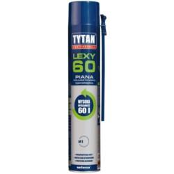 TYTAN/PROfessional Lexy 60 wielosezonowa 750ml piana wężykowa