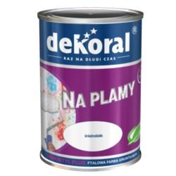 PPG/DEKORAL Renostyl Plus na plamy biały 0,4 L